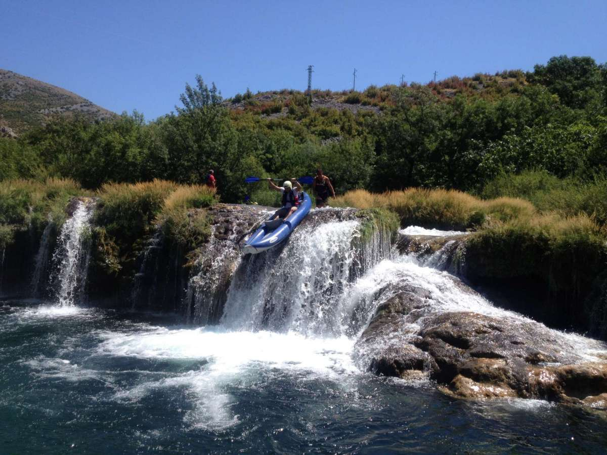 Photo kayak safari