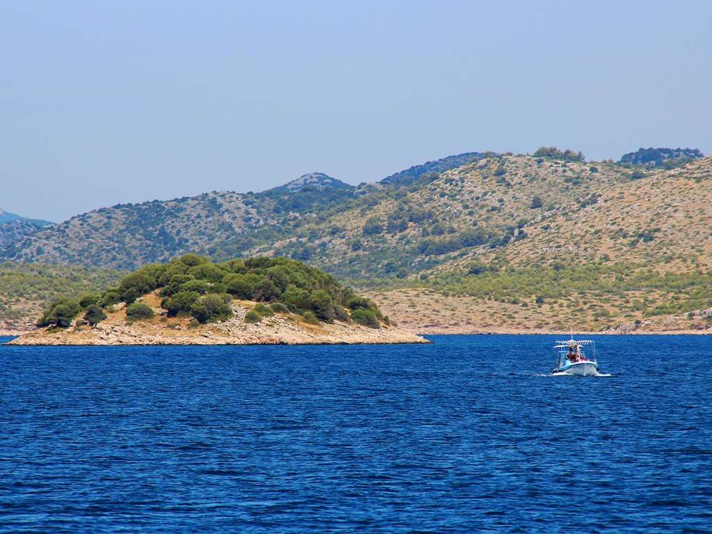 Boat excursions to Kornati